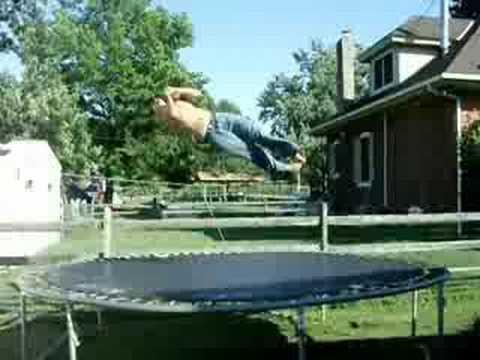 Crazy Roof Jump Into Pool Doovi