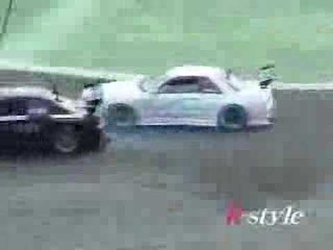 RC Car Rally - Drifting