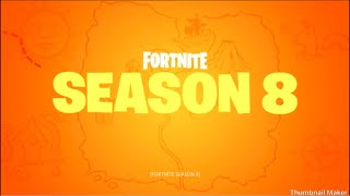 fortnite season 8 battle pass and map review