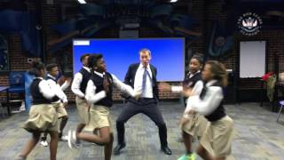 The Ron Clark Academy -  Do It Like Me Challenge!