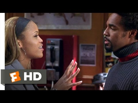 Barbershop (9/11) Movie CLIP - You're Breaking Up With Me? (2002) HD