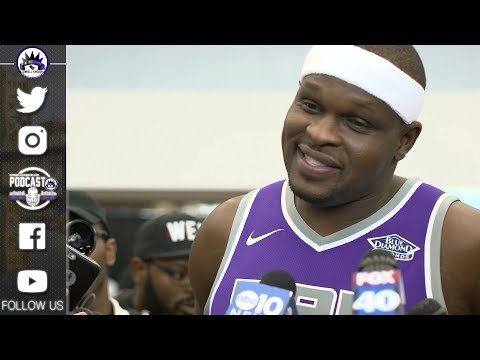 Zach Randolph: 'I was wrongfully arrested'