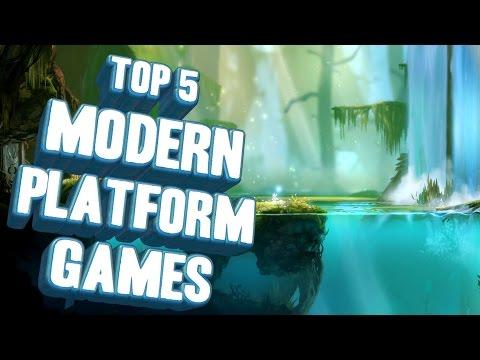 Top 5 - Modern 2D platform games