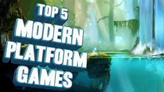 Top 5 - Modern 2D platform games thumbnail