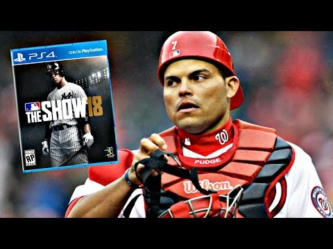 MLB THE SHOW 18 - CARDS I WOULD LIKE TO SEE