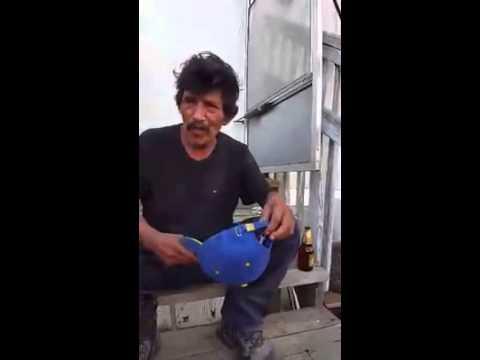 Mexicano enojado le manda mensaje a donald trump