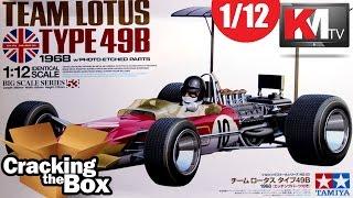 Tamiya Team Lotus Type 49B 1968 (1:12 Scale)