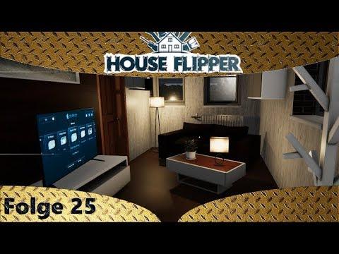 House Flipper - Ein schönes Wohnzimmer - Let\'s Play 25 deutsch german