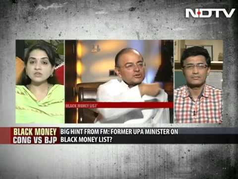 Arun Jaitley's black money bomb: BJP selective in targeting Congress?