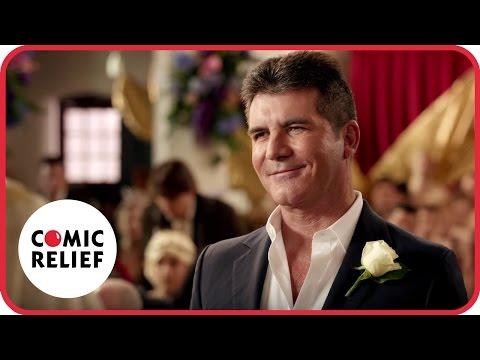 Simon Cowell's Wedding   Comic Relief