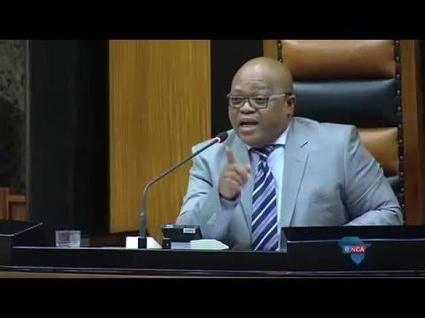 Lindiwe Zulu the butt of jokes in Parliament