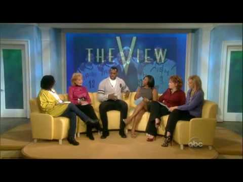 """Lebron James On The View! """"My Favorite Team To Play Against Is The L.A Lakers"""""""