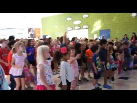 MtM School Assembly - Vail Elementary School