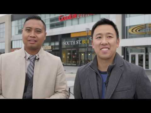 What is Downtown Markham?
