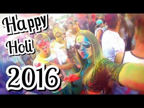 Happy Holi Festival Das Cores 2016 (São Paulo) - Isabela Santana