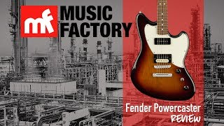 Music Factory - Review#26 - Fender Powercaster