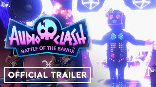 AudioClash: Battle of the Bands - Official Reveal Trailer | Summer of Gaming 2021