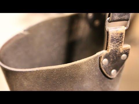 A Blacksmith's Apron