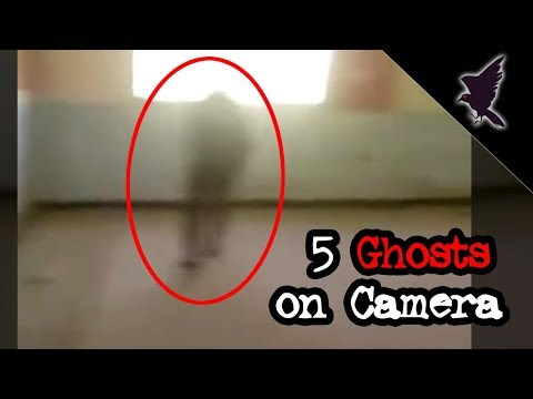 5 Ghostly Encounters Caught on Camera