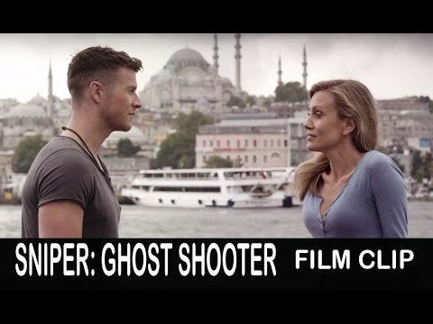 Sniper Ghost Shooter: Chad Michael Collins  Film