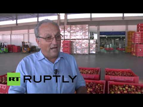 """Italy: Agriculture facing """"big losses"""" as Russian sanctions go into effect"""