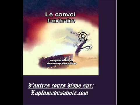 8/48 LE CONVOI FUNERAIRE/ETAPES VERS LA DEMEURE DERNIERE/MEHDI KABIR