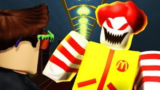 🔥 ROBLOX [#103] WE ESCAPE FROM MCDONALD'S!