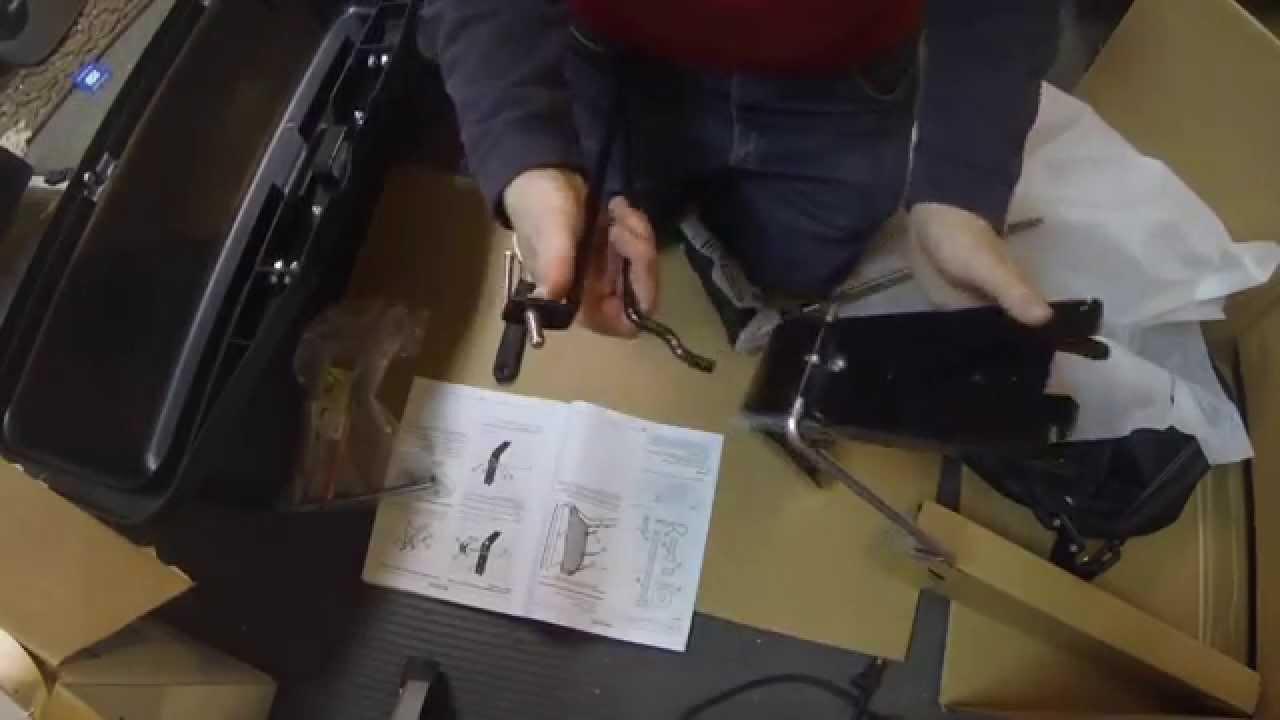 John Deere 100 Series Grass Bagger Assembly Youtube D110 Wiring Diagram