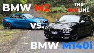 BMW M2 vs M140i