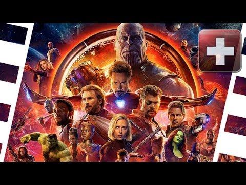 Kino+ #201 mit Wolfgang M. Schmitt   Avengers: Infinity War, Early Man, Kodachrome, A Beautiful Day