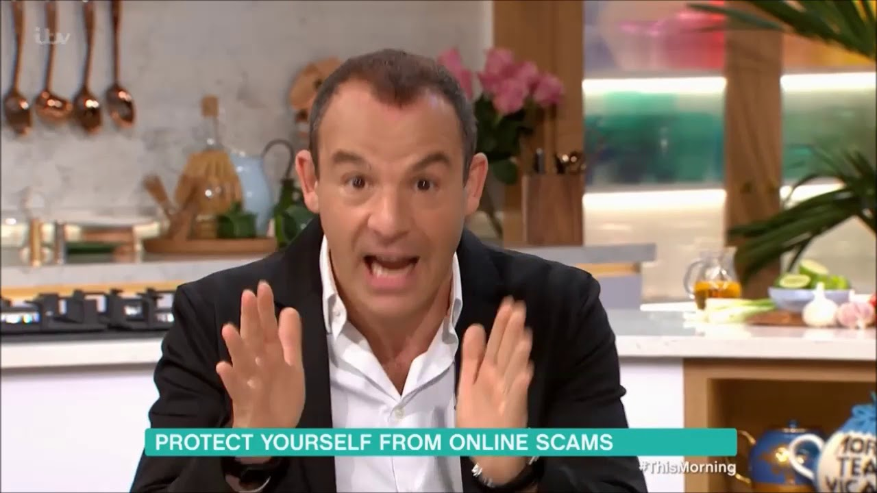 Martin Lewis Doesn't do Adverts
