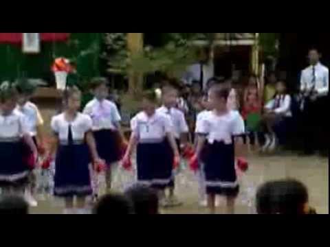Bong hong tang co - Van nghe chao mung ngay nha giao Viet Nam 20/11/2010