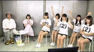 【ニコ生】NMB48市川美織にアプガ(2)がアイドルを学ぶ~NEXTアイドル...