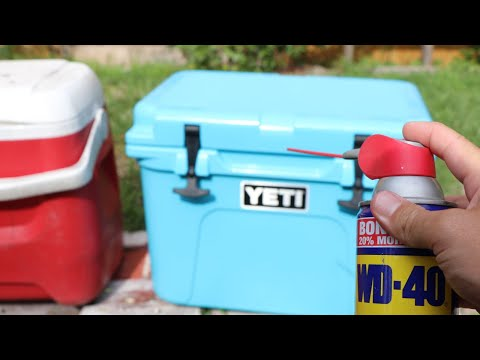 Do NOT use WD 40 on these 6 Things!