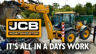 JCB Wastemaster It's All in a Day's Work