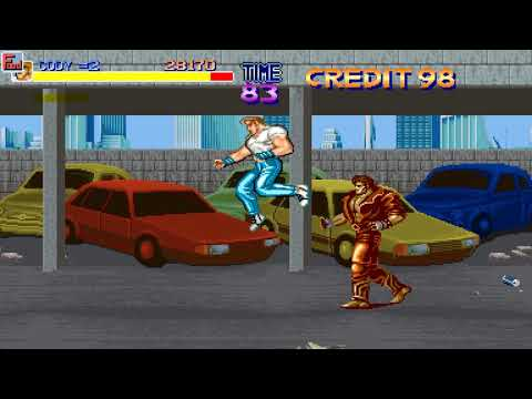 [WIP] OpenBor Mods Final Fight  (OpenBor Games)
