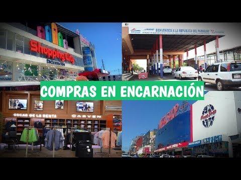 COMPRAS EN ENCARNACIÓN 🇵🇾 🌴 PARAGUAY | TIPS Y RECOMENDACIONES | TYTAN EN PARAGUAY ✈️