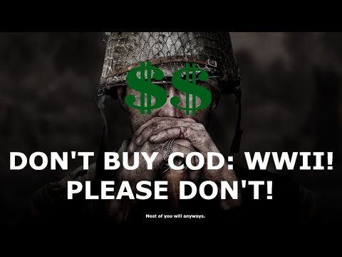 cod ww2 matchmaking microtransactions