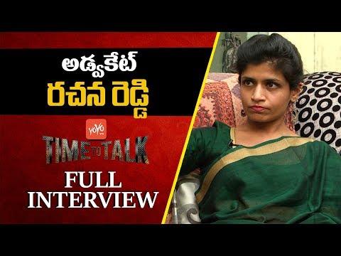 Advocate Rachana Reddy Bollu About Telangana CM KCR Politics | Time To Talk | YOYO TV Channel