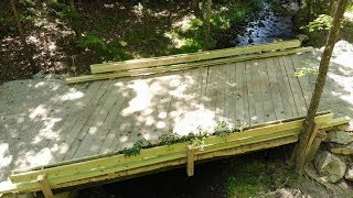 build a bridge game