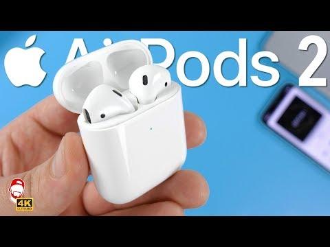 🎧 Nové Apple AirPods 2: Vše Co Potřebuješ Vědět | WRTECH [4K] (CZ Recenze/Review)
