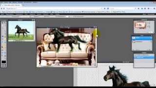 Как удалить или заменить фон на фотографии  Программа Photo editor online