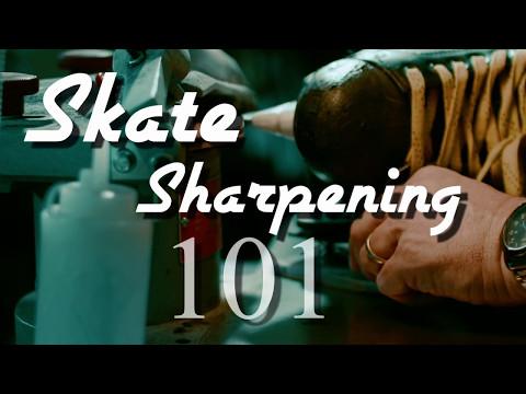 Skate Sharpening 101