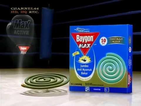 Iklan - Baygon Max Versi 01_15s