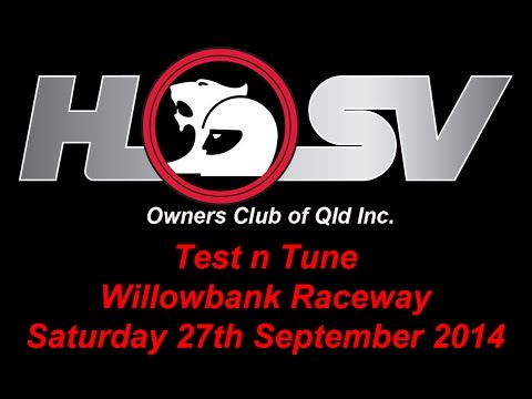 Willowbank Raceway - Test n Tune - Saturday 27th September 2014
