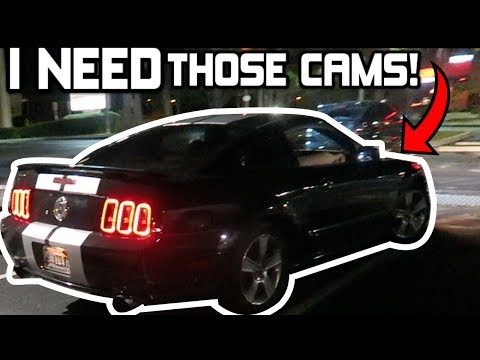 NASTY SOUNDING CAMMED 3v GT MUSTANG! w/ Corsa Exhaust