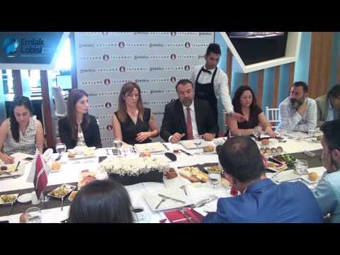 Skyland İstanbul Basın Toplantısı