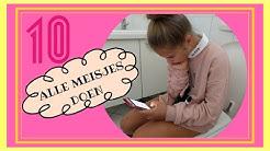 10 Dingen die ALLE Meisjes Altijd doen | Emma Keuven