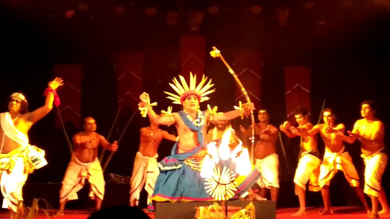 Lokadharmi karnabharam chandradasan(5) - YouTube