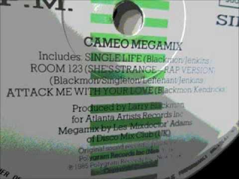 Cameo  - Cameo megamix. 1985